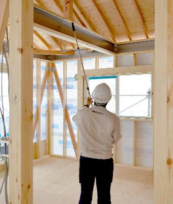 高い住宅品質を保つことが可能