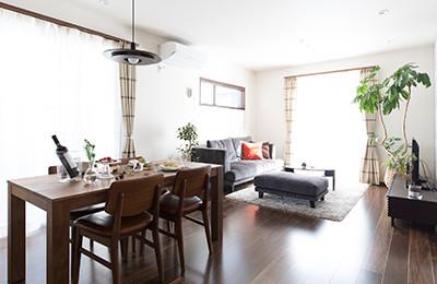 省エネ×創エネでエネルギー収支ゼロのZEH対応住宅 快適でおしゃれな未来の家